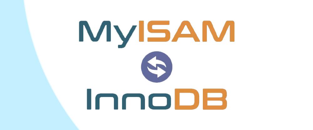 تفاوت MyISAM و InnoDB چیست؟