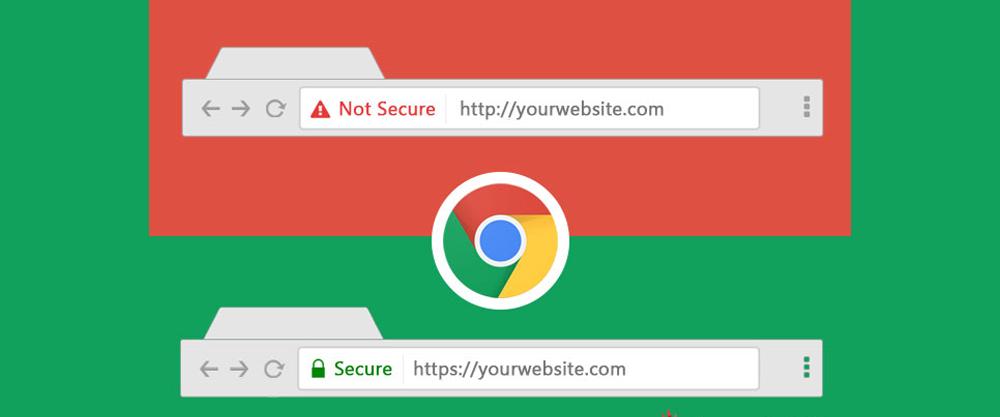 مرورگر Chrome بزودی HTTPS را به عنوان پروتکل پیشفرض سایت ها در نظر خواهد گرفت